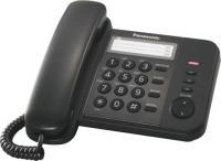 Проводной телефон Panasonic KX-TS2352 (черный) -