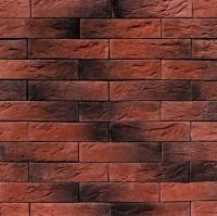 Декоративный камень Royal Legend Шамбор бордово-черный 09-570 (200x50x04-07) -