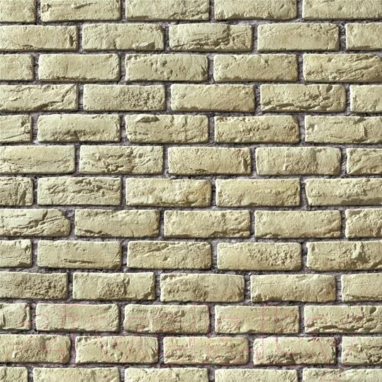 Купить Декоративный камень Royal Legend, Амстердам слоновая кость 06-040 (210x60x07-15), Беларусь, бетон