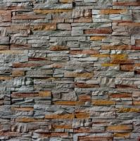 Декоративный камень Royal Legend Петра серый с древесным 02-471 (297x97x15-20) -