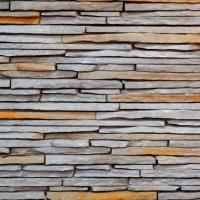 Декоративный камень Royal Legend Сиенна серый с древесным 21-471 (485x150x15-25) -
