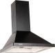 Вытяжка купольная Zorg Technology Rea 750 (60, черный) -