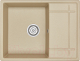 Мойка кухонная Granula GR-6501 (песочный) -