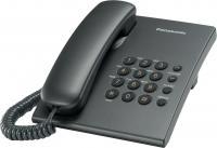 Проводной телефон Panasonic KX-TS2350  (титановый) -