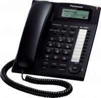Проводной телефон Panasonic KX-TS2388 (черный) -