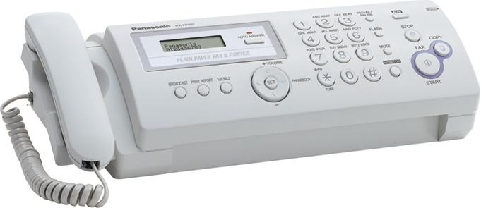Купить Факс Panasonic, KX-FP207RU, Малайзия