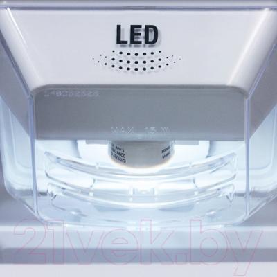 Холодильник с морозильником Hotpoint-Ariston HF 4200 W - LED-подсветка