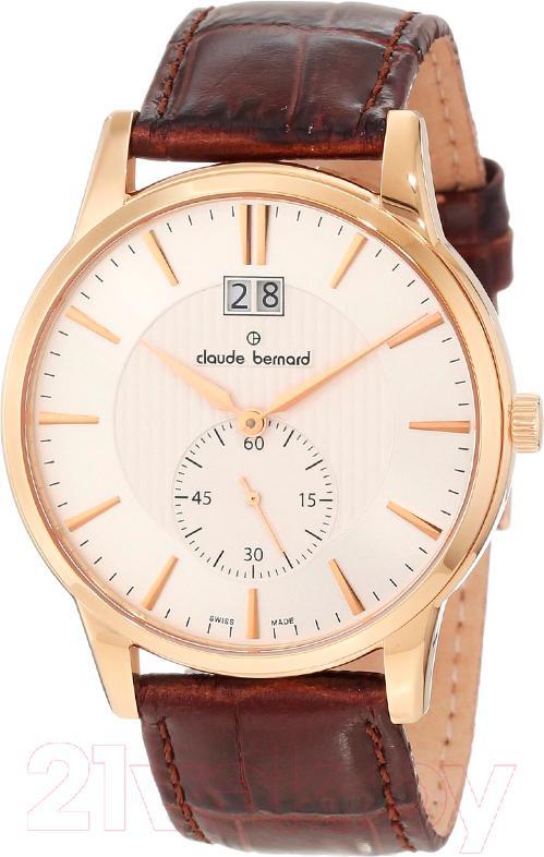 Купить Часы наручные мужские Claude Bernard, 64005-37R-AIR, Швейцария