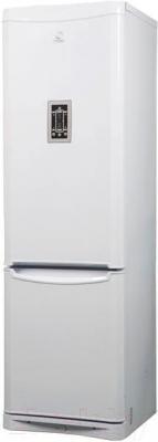 Холодильник с морозильником Indesit B20DFNF - общий вид