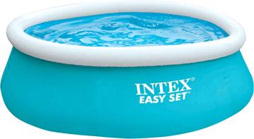 Надувной бассейн Intex 54402/28101 (183x51) - общий вид