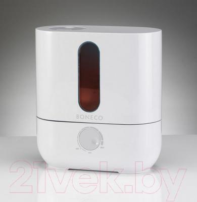 Ультразвуковой увлажнитель воздуха Boneco Air-O-Swiss U200 - подсветка при отсутствии воды