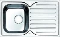 Мойка кухонная Iddis Strit STR78SLi77 -
