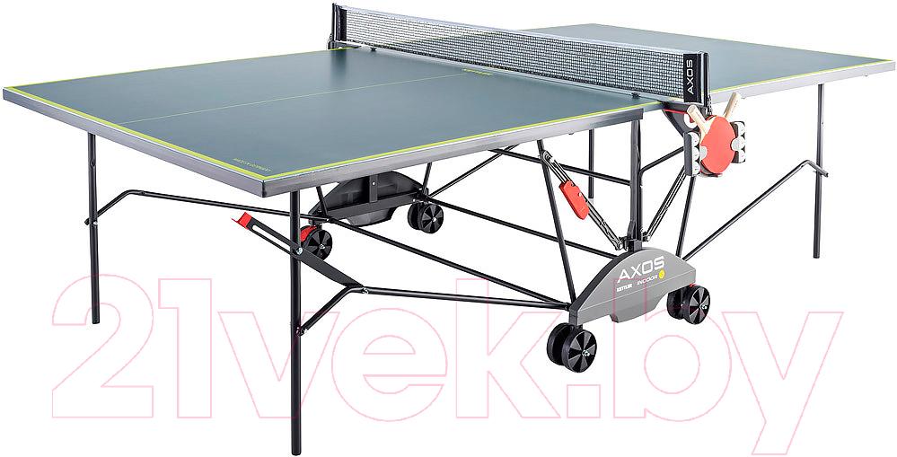 Купить Теннисный стол KETTLER, Axos Indoor 3 / 7136-900 (с сеткой), Германия
