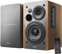 Мультимедиа акустика Edifier R1280T (серебристый/коричневый) -