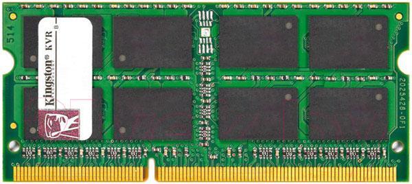 Купить Оперативная память DDR3L Kingston, KVR16LS11/8, Китай