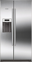 Холодильник с морозильником Bosch KAI90VI20R -