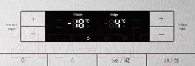 Холодильник с морозильником Bosch KAI90VI20R
