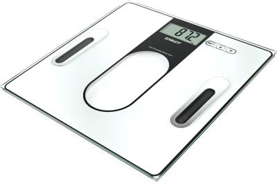 Напольные весы электронные Scarlett SC-212 Black - общий вид