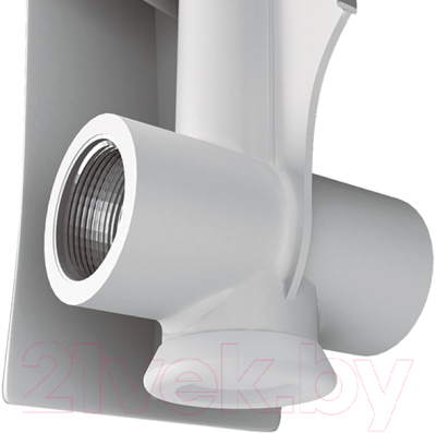 Радиатор алюминиевый Royal Thermo Revolution 350 (4 секции)