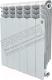 Радиатор алюминиевый Royal Thermo Revolution 350 (9 секций) -