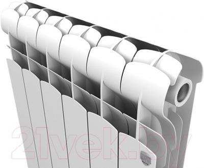 Радиатор алюминиевый Royal Thermo Indigo 500 (6 секций)