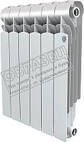 Радиатор алюминиевый Royal Thermo Indigo 500 (10 секций) -