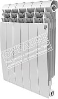 Радиатор биметаллический Royal Thermo BiLiner 500 (4 секции) -