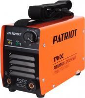 Сварочный аппарат PATRIOT 170DC MMA -