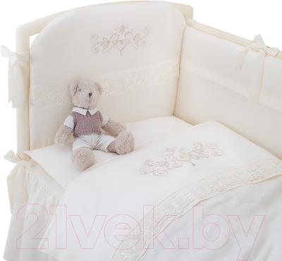 Комплект постельный в кроватку Perina Версаль ВС6-01.2