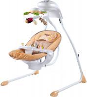 Качели для новорожденных Caretero Bugies (бежевый) -