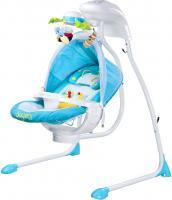 Качели для новорожденных Caretero Bugies (голубой) -