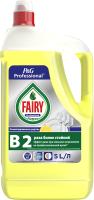 Средство для мытья посуды Fairy Сочный Лимон (5л) -