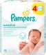 Влажные салфетки Pampers Sensitive (4х56шт) -
