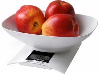 Кухонные весы Polaris PKS0323DL (белый) -