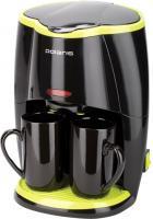 Капельная кофеварка Polaris PCM0210 (Black-Green) -
