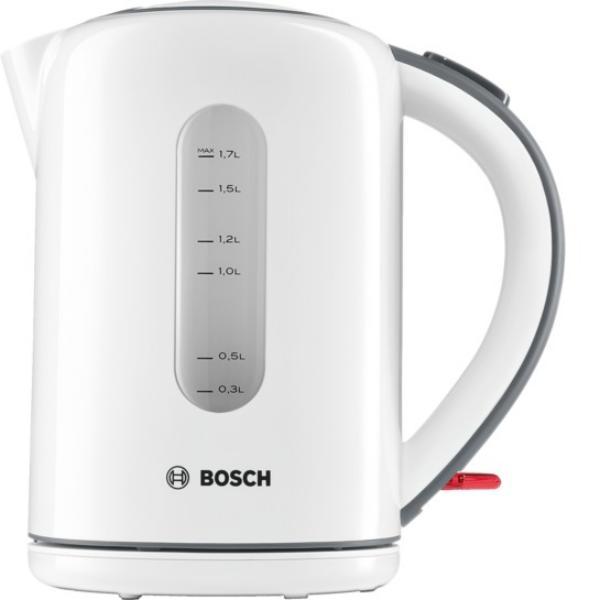 Купить Чайник электрический Bosch, TWK 7601, Китай, белый