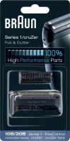 Сетка и режущий блок для электробритвы Braun 10B (81387932) -