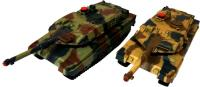 Радиоуправляемая игрушка Huan Qi Танковый бой (558) -