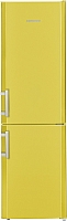 Холодильник с морозильником Liebherr CUag 3311 -