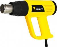 Строительный фен Kolner KHG 2000W -