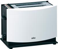 Тостер Braun MultiToast HT400 (белый) -