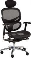 Кресло офисное Halmar President (черный) -