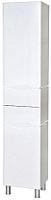Шкаф-пенал для ванной Аква Родос Венеция 40 R напольный / АР0001368 (белый) -