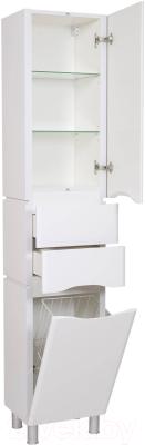 Шкаф-пенал для ванной Аква Родос Венеция 40 R / АР0001368 (напольный)