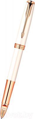 Ручка капиллярная Parker Sonnet 11 Pearl PGT S0975990