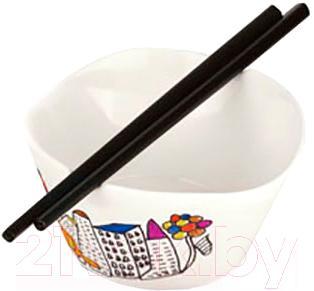 Купить Набор столовой посуды BergHOFF, Eclipse Ornament 3705013, Китай, фарфор