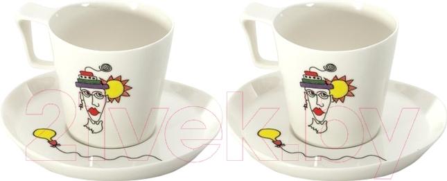 Купить Набор для чая/кофе BergHOFF, Eclipse Ornament 3705008, Китай, фарфор
