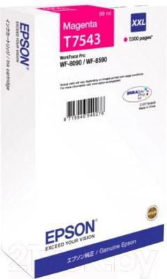 Картридж Epson C13T754340