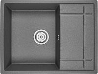 Мойка кухонная Granula GR-6501 (графит) -