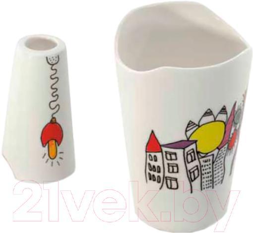 Купить Набор для сервировки BergHOFF, Eclipse Ornament 3705101, Китай, фарфор